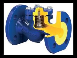 Клапаны обратные, предохранительные, балансировочные, соленойдные (стальные, чугунные, латунные)