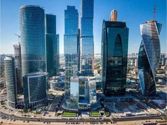 ММДЦ Москва Сити