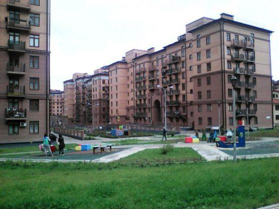 ЖК «Город Набережных» (Urban Group)