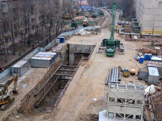 Московское метро, ст. Ховрино