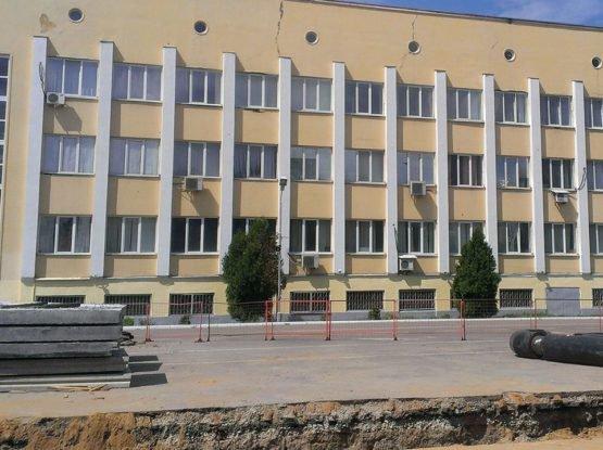Московский погранинститут ФСБ РФ
