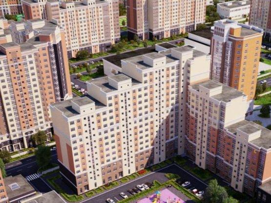 Жилой комплекс «Москва А101»