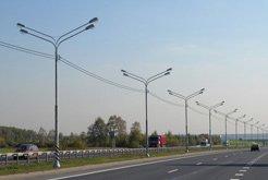 Опоры трубчатые силовые наружного освещения и контактной сети ОС; ОСф; ОСк