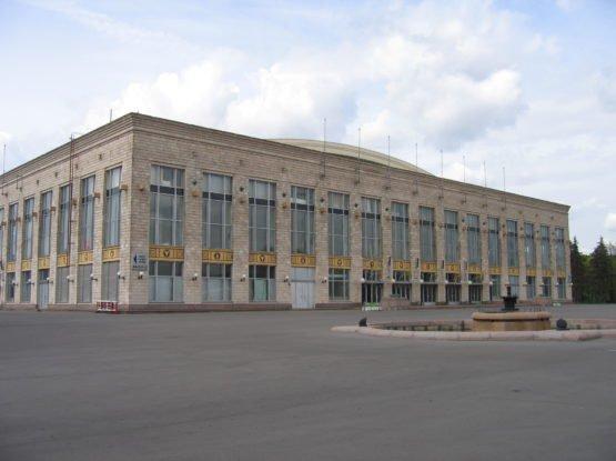 """Дворец спорта ОК """"Лужники"""""""
