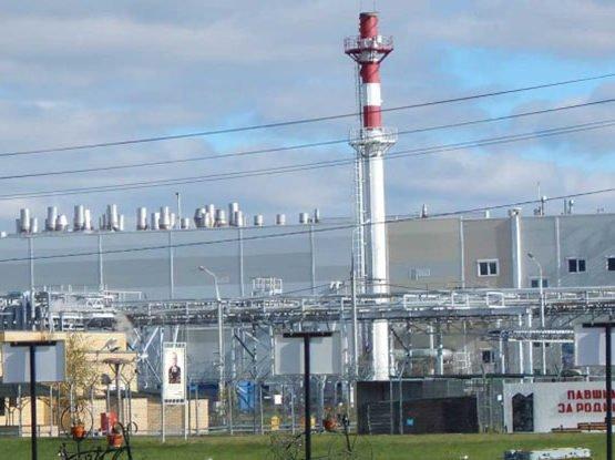 Завод утилизации химотходов УСС ФСБ