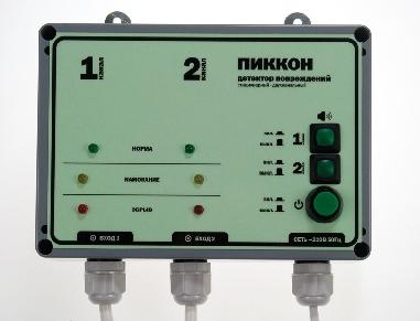 Детекторы для трубопроводов ППУ 2