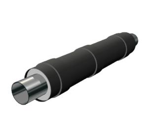 ППУ трубы полиэтиленовые в ППУ изоляции