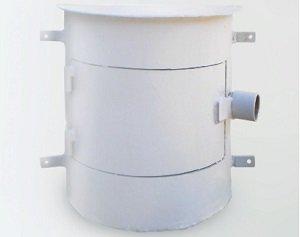 Ящики ковера для трубопроводов ППУ