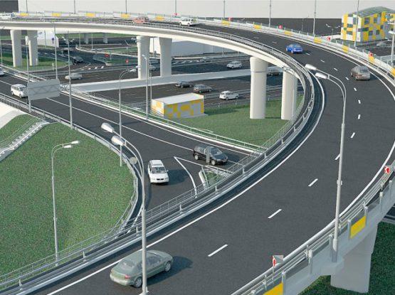 Дорожная развязка МКАД – Бесединское шоссе