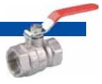 Шаровые краны для водоснабжения Standard Hidrailica