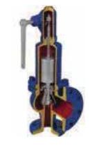 Предохранительные клапаны Armak 570 фланцевые