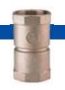 Клапаны Swissfluid футерованные обратные фланцевые и межфланцевые