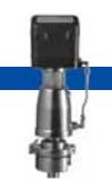 Клапаны регулирующие Shubert & Salzer угловые регулирующие