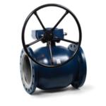 Кран шаровой ДУ 500 стальной фланцевый